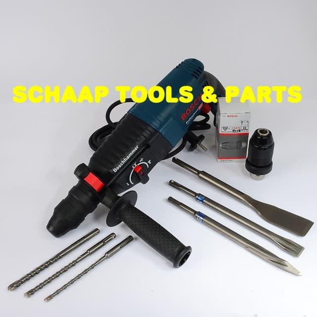 Genoeg Bosch Boor-/breekhamer Professional SDS-plus 830 watt 2,7 Joule + CN26