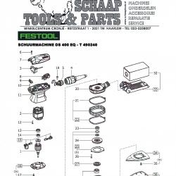 Hedendaags Festool | Schaap Tools & Parts WP-37