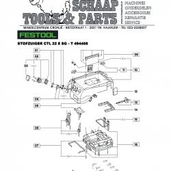 Verwonderend Festool | Schaap Tools & Parts WC-91