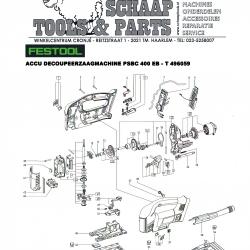 Uitgelezene Festool | Schaap Tools & Parts GQ-04