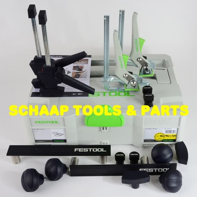 Festool Fixingset systainer T-LOC SYS-MFT-FX-Set Limited Edition | 201311